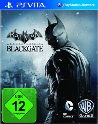 Batman Arkham Origins PSV Blackgate