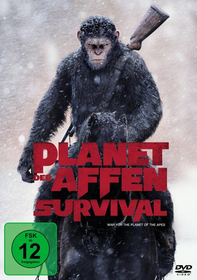 Planet der Affen: Survival (2017)