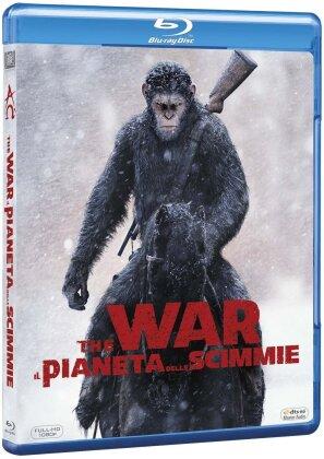 The War - Il pianeta delle scimmie (2017)