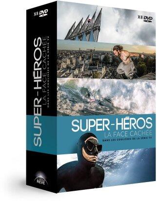 Super-héros - La face cachée - Dans les coulisse de la série TV (8 DVDs)