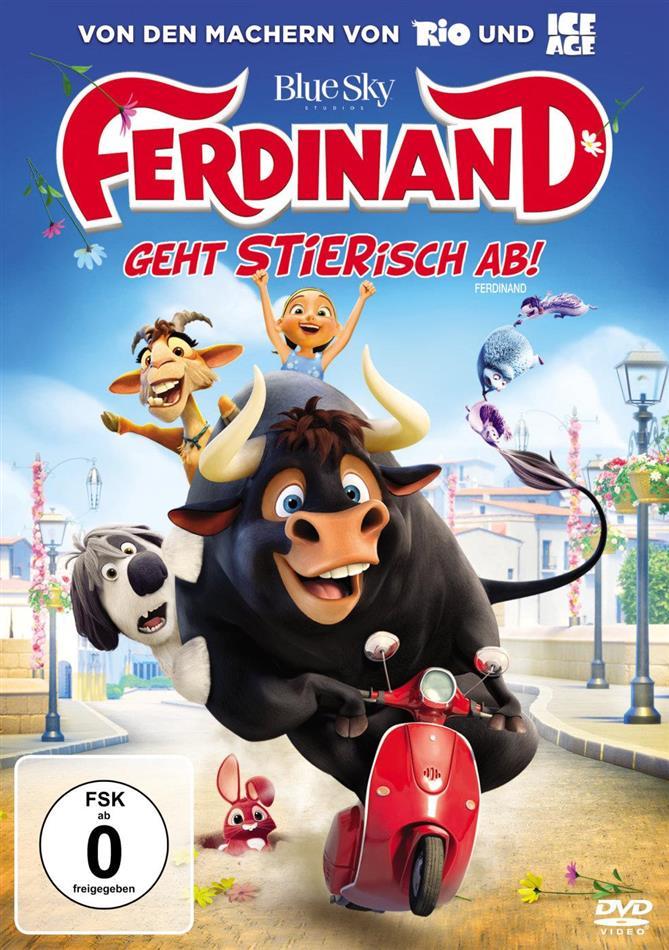 Ferdinand - Geht STIERisch ab! (2017)
