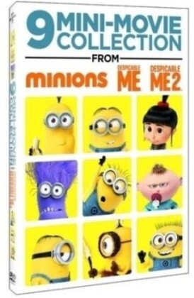 9 Mini-Movie Collection - Minons / Despicable Me / Despicable Me 2