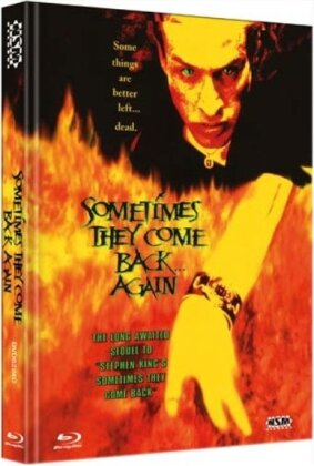 Sometimes They Come Back... Again (1996) (Cover C, Mediabook, Blu-ray + DVD)