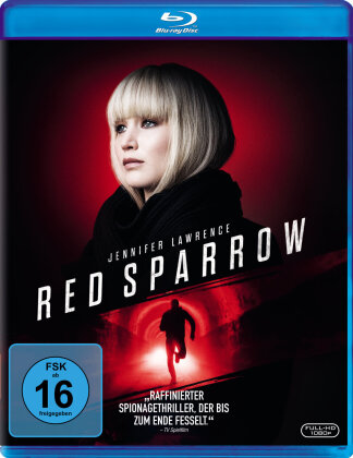 Red Sparrow (2017)