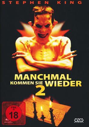 Manchmal kommen sie wieder 2 (1996) (Cover B, Mediabook, Blu-ray + DVD)