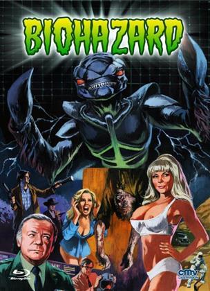 Biohazard (1985) (Mediabook, Blu-ray + DVD)