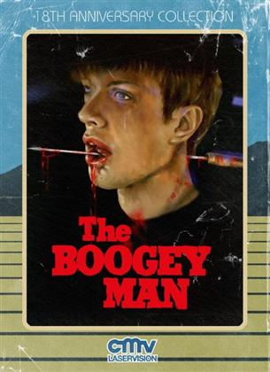 The Boogey Man (1980) (18th Anniversary Collection, Mediabook, Blu-ray + DVD)