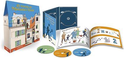 Le monde de Monsieur Hulot (3 DVDs)