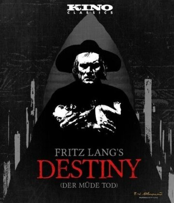 Destiny - (Der müde Tod) (1921) (Kino Classics, b/w)