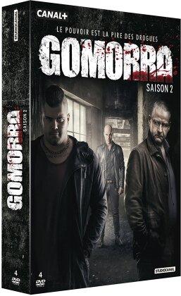 Gomorra - Saison 2 (4 DVDs)