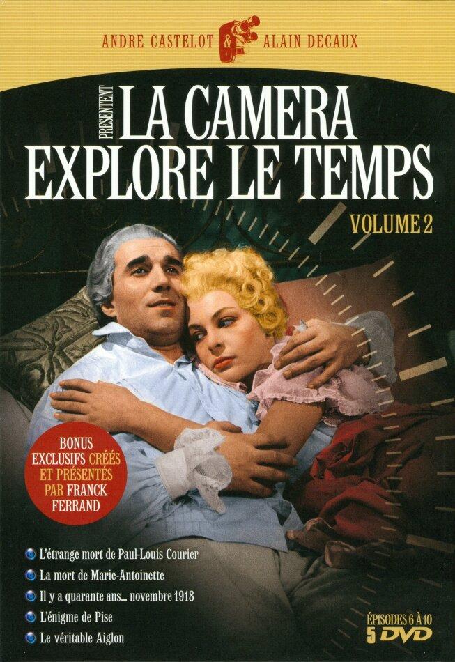 La caméra explore le temps - Volume 2 (s/w, 5 DVDs)