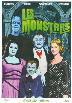 Les Monstres - Saison 1 (s/w, 6 DVDs)