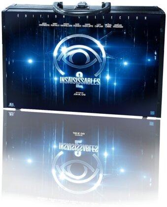 Insaisissables 2 (2016) (Collector's Edition Limitata, Steelbook, Blu-ray + DVD + Libro)