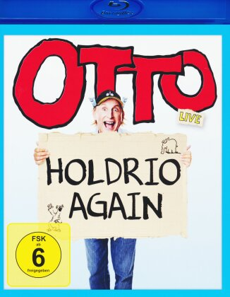 Holdrio Again - Live - Otto Waalkes