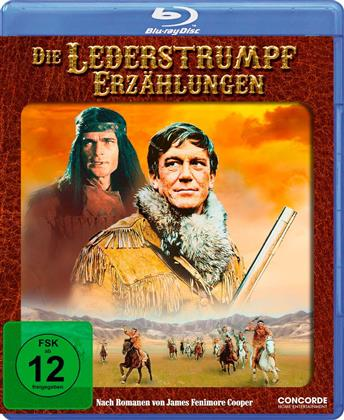 Die Lederstrumpf Erzählungen (2 Blu-rays)