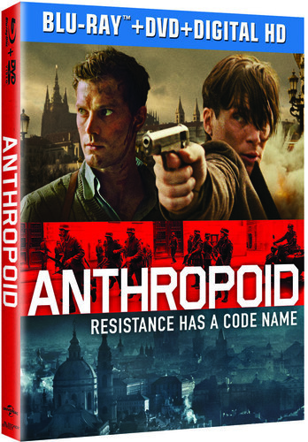 Anthropoid (2016) (Blu-ray + DVD)