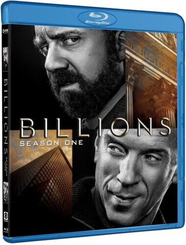 Billions - Season 1 (4 Blu-ray)