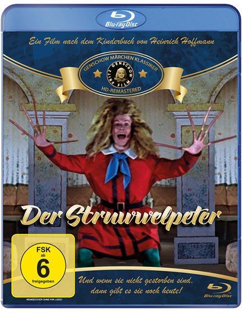 Der Struwwelpeter (1955) (Genschow Märchen Klassiker, Remastered)