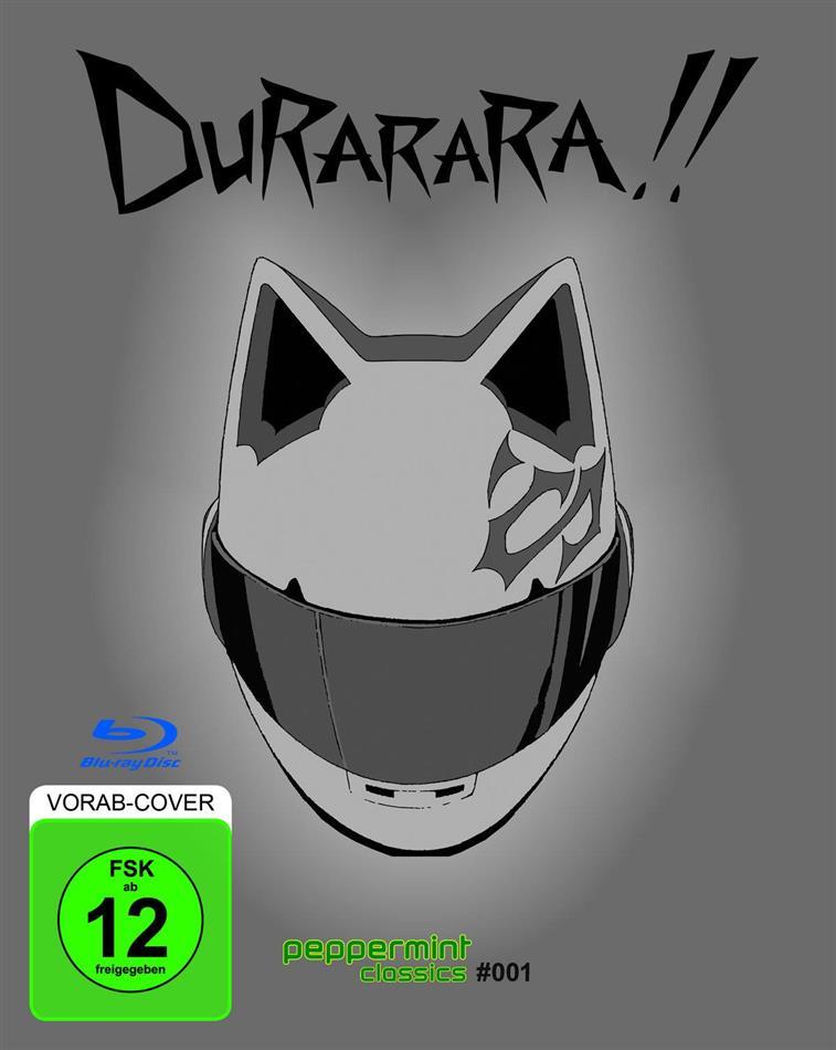 Durarara!! - Vol. 1 (+ Sammelschuber, Digibook, 2 Blu-rays)