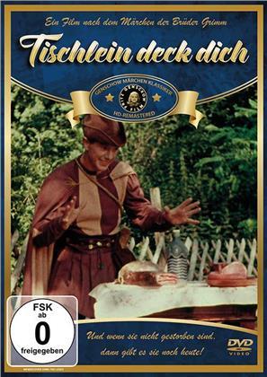 Tischlein deck dich (1956) (Genschow Märchen Klassiker, Remastered)
