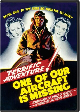 One Of Our Aircraft Is Missing (1942) (n/b)