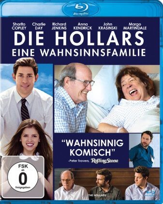 Die Hollars - Eine Wahnsinnsfamilie (2016)
