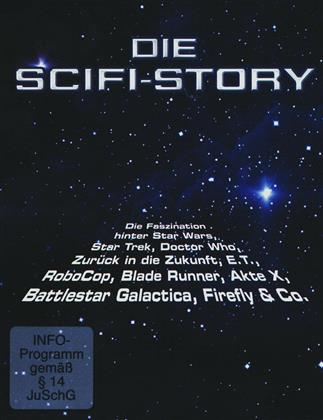 Die SciFi-Story (Edizione Limitata, Steelbook)