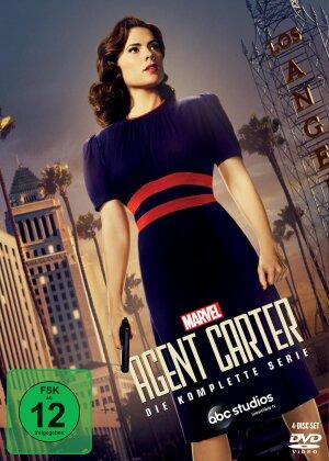 Agent Carter - Die komplette Serie - Staffel 1 & 2 (4 DVDs)