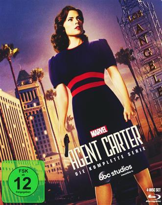 Agent Carter - Die komplette Serie - Staffel 1 & 2 (4 Blu-rays)