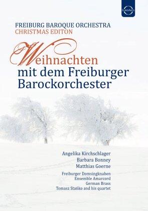 Freiburger Barockorchester, Gottfried von der Goltz, … - Weihnachten mit dem Freiburger Barockorchester (Euro Arts, 2 DVDs)