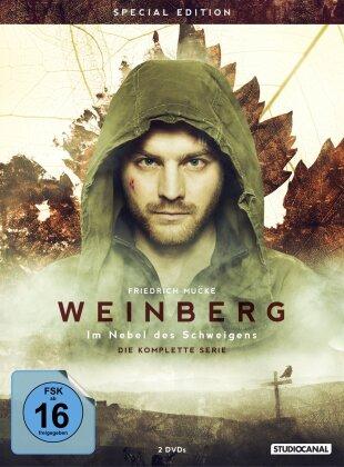 Weinberg - Im Nebel des Schweigens - Die komplette Serie (Digibook, Edizione Speciale, 2 DVD)