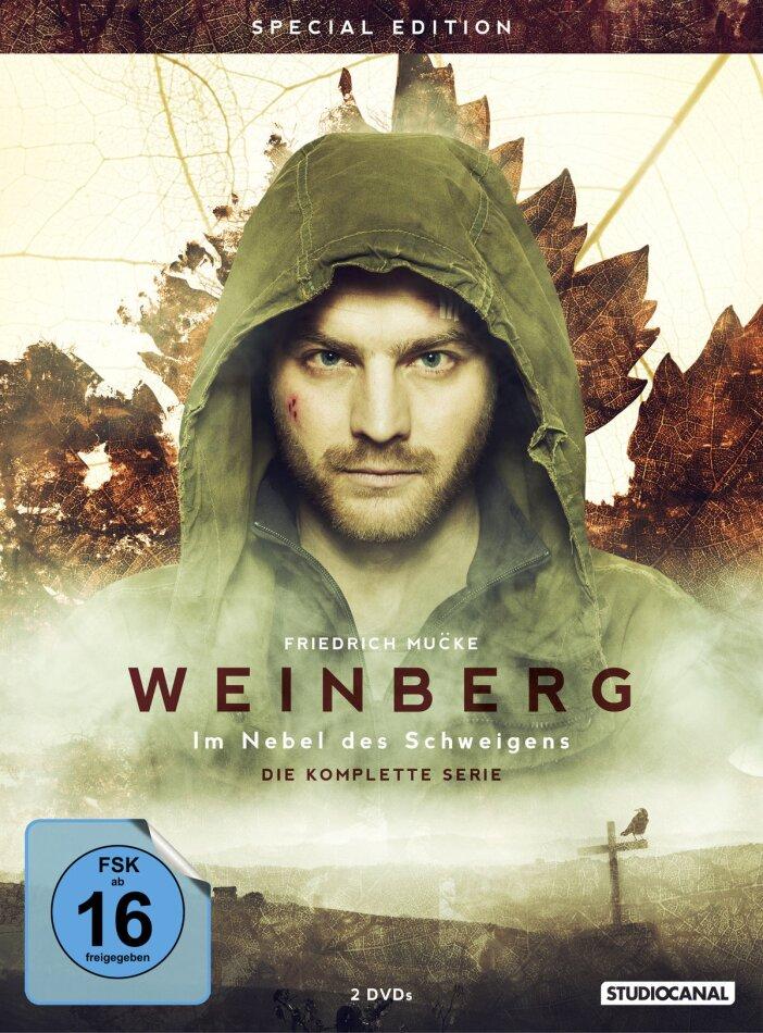 Weinberg - Im Nebel des Schweigens - Die komplette Serie (Digibook, Special Edition, 2 DVDs)