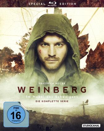 Weinberg - Im Nebel des Schweigens - Die komplette Serie (Digibook, Special Edition)