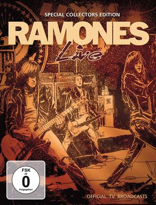 Ramones - Live (Inofficial, Special Collector's Edition)