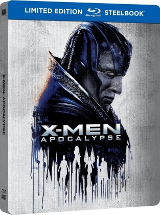X-Men: Apocalisse (2016) (Limited Edition, Steelbook)