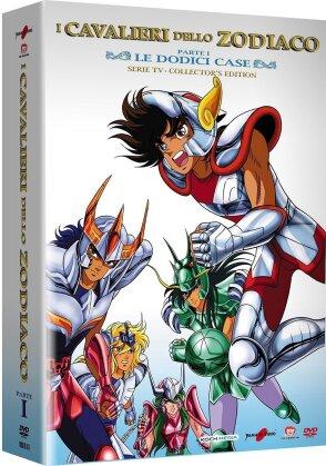 I cavalieri dello Zodiaco - Parte 1 - Le dodici case (Collector's Edition, 12 DVDs)