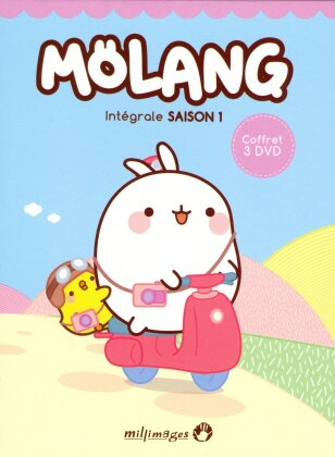 Mölang - Saison 1 (3 DVDs)