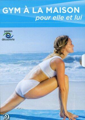 Gym à la maison pour elle et lui (Box, 5 DVDs)