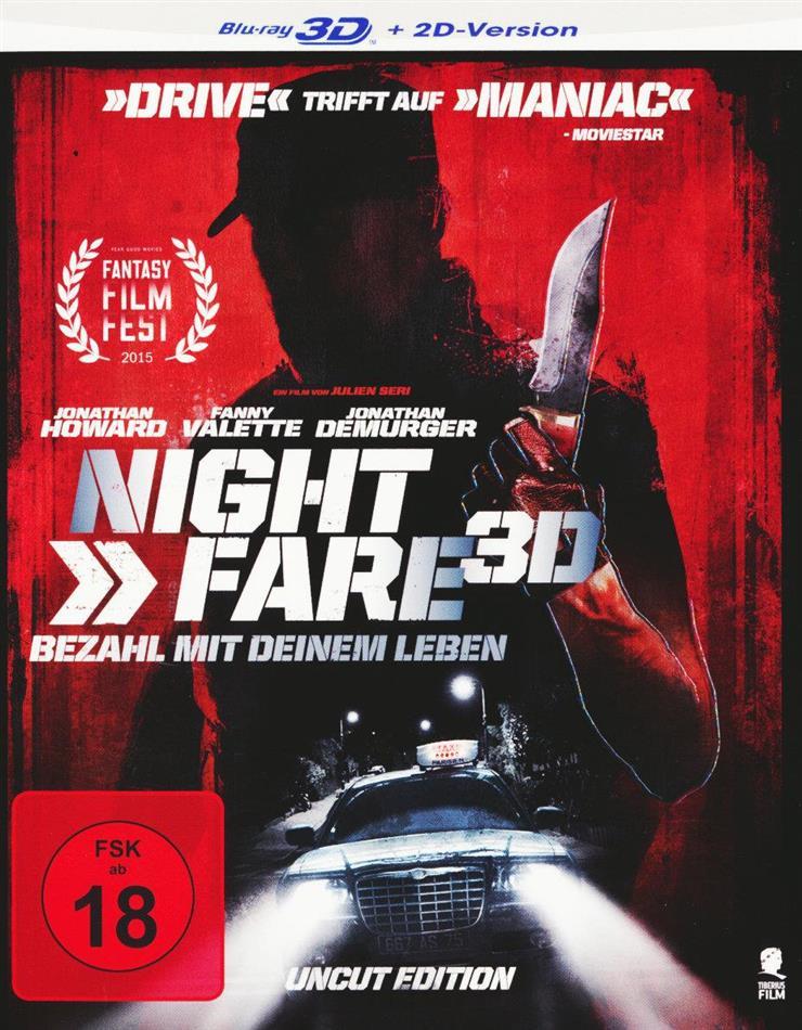 Night Fare - Bezahl mit deinem Leben (2015) (Uncut)