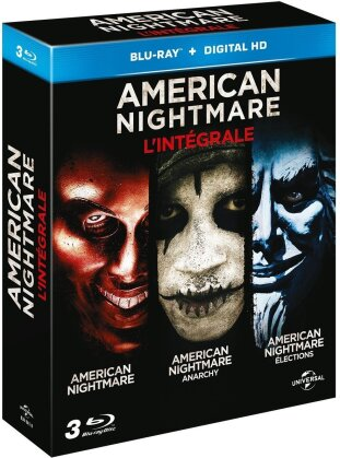 American Nightmare - L'intégrale (3 Blu-rays)