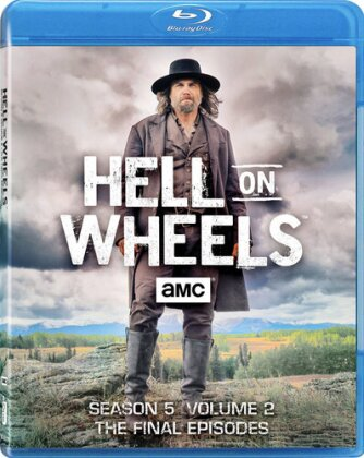Hell on Wheels - Season 5.2 - The Final Episodes (2 Blu-rays)