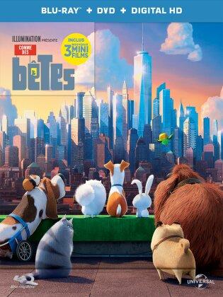 Comme des bêtes (2016) (Steelbook, Blu-ray + DVD)