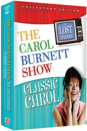 The Carol Burnett Show - Classic Carol (Collector's Edition, 6 DVDs)
