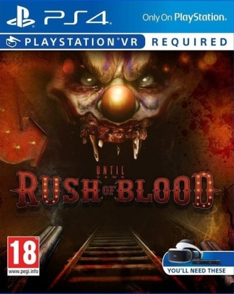 Until Dawn - Rush of Blood VR