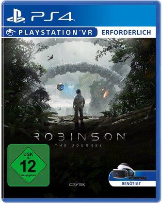 Robinson - The Journey VR