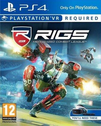 RIGS VR - Mechanized Combat League
