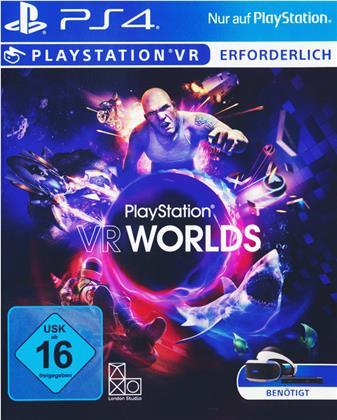 Worlds VR