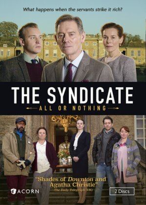 The Syndicate - Season 3 - All or Nothing (2 DVDs)