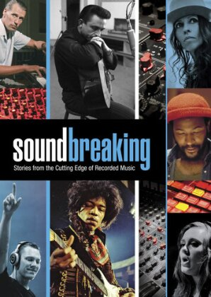 Soundbreaking - Stories from the Cutting Edge of Recorded Music (3 DVDs)
