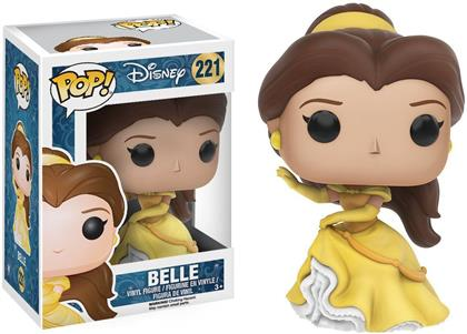 Die Schöne und das Biest: Belle (Gown) POP! 221 - Vinyl Figur